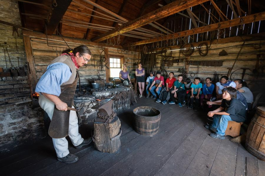 Canada's Coolest School Trip at Lower Fort Garry National Historic Site