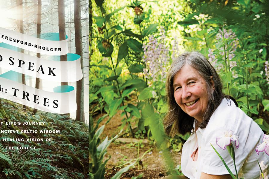 Diana Beresford-Kroeger To Speak for the Trees