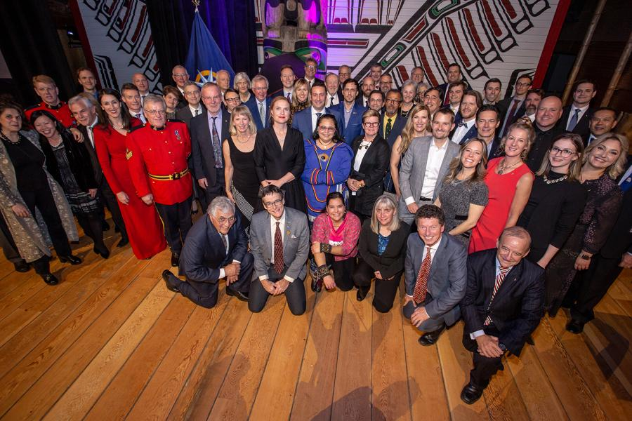Royal Canadian Geographical Society Fellows 2019