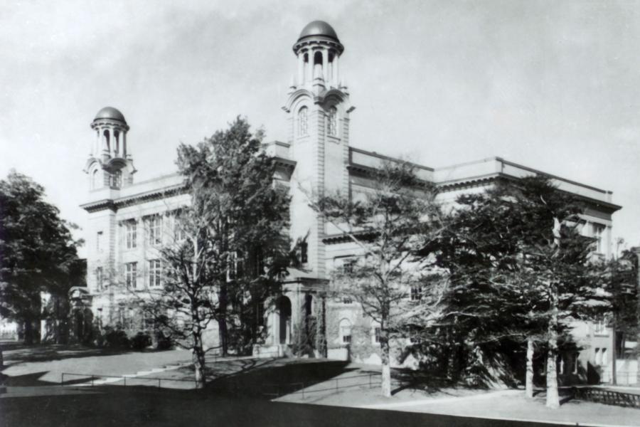 University of Toronto old medical building