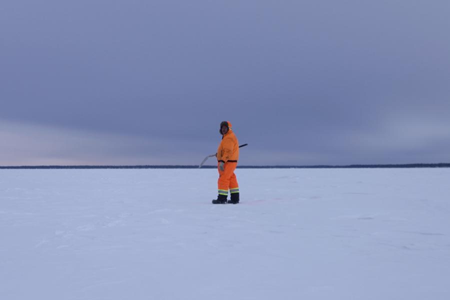 Melvin Whiteway. (Photo Credit: Lake Winnipeg Project)