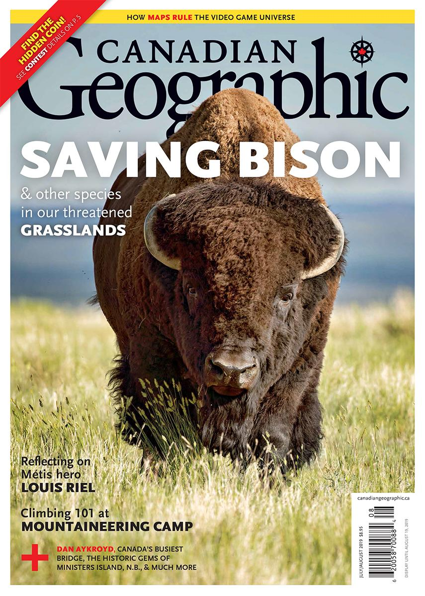 Past Issues | Canadian Geographic