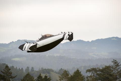 PAV, personal aerial vehicle, flying vehicle