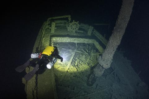 jill heinerth, shipwreck, great lakes
