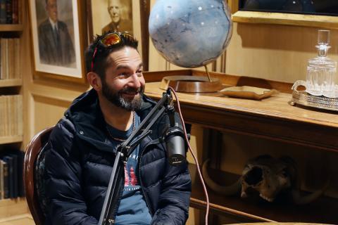 Explore podcast Ray Zahab