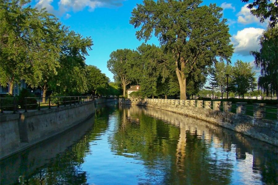 Lachine Canal, Quebec