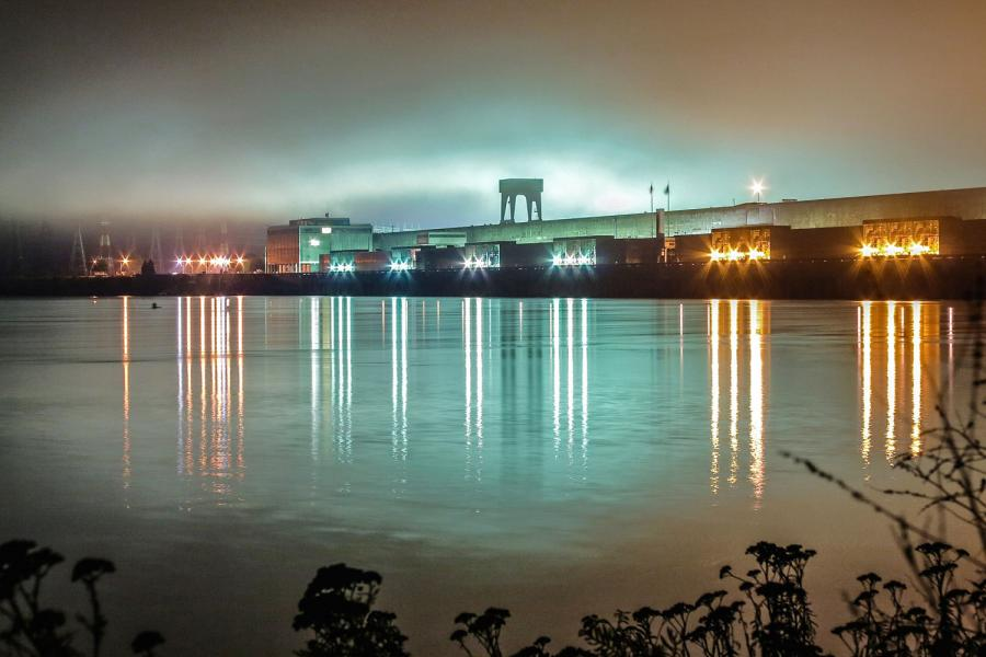The winners of the Hydro Power Photo Competition