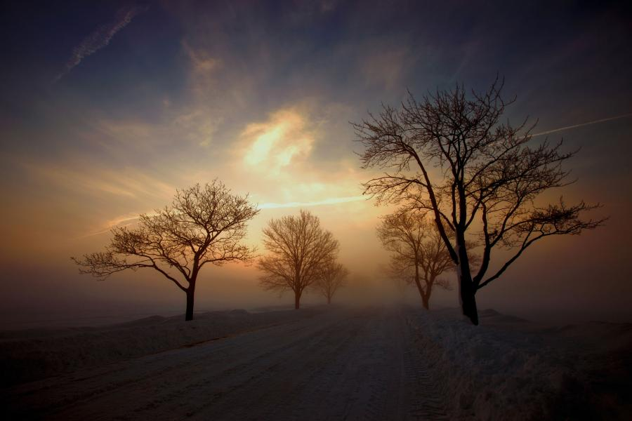 Winner of the Canadian Landscapes category in the 30th Annual Photo Competition