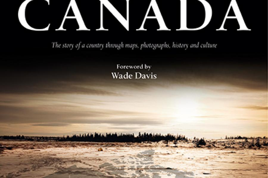 Atlas of Canada cover image
