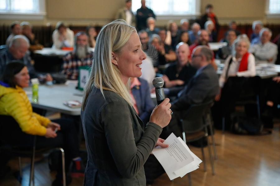 Minister Catherine McKenna hosting Canada's first town hall on climate change