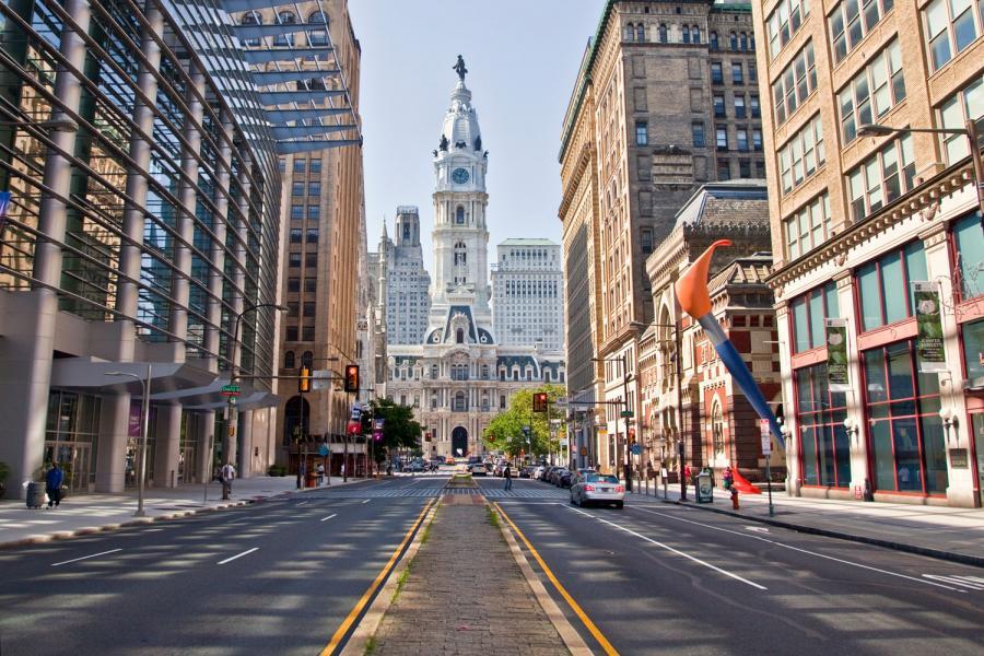 Photo: M. Edlow for Visit Philadelphia