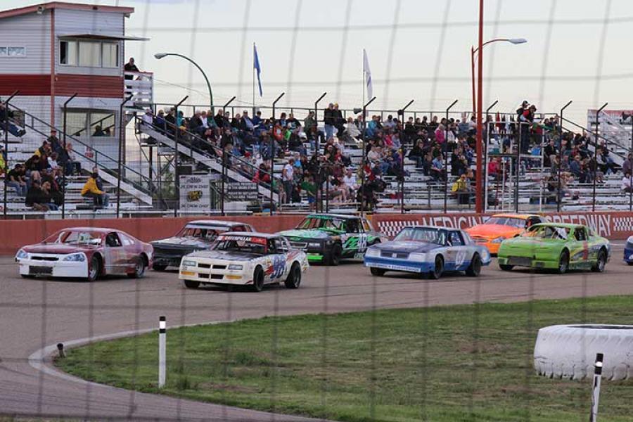 Medicine Hat Speedway