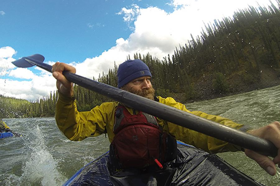 maskwa nanook expedition paddling