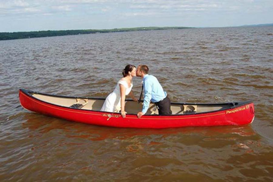 Photo courtesy the Canadian Canoe Museum