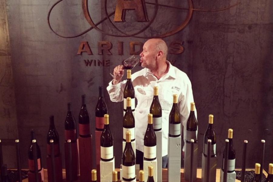 Scott Dahmer Aridus Wine Company
