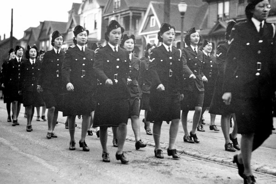 Women Ambulance Corps