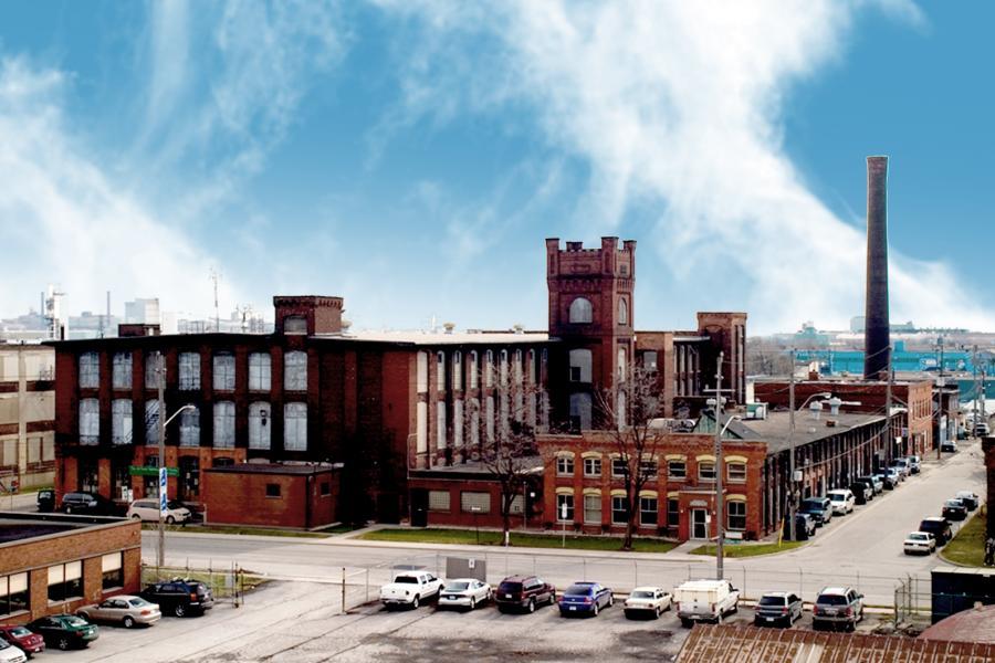 The Cotton Factory in Hamilton, Ontario