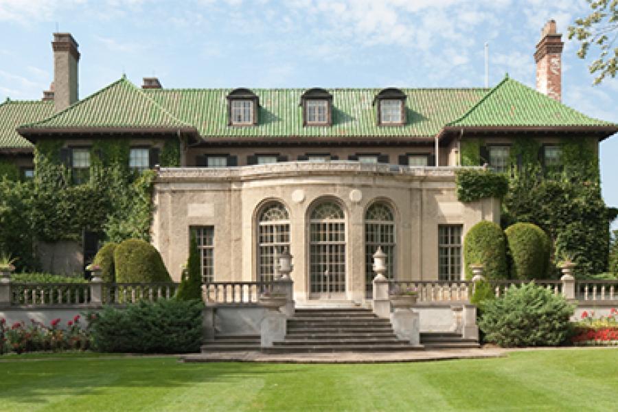 Parkwood Estate in Ottawa, Ont