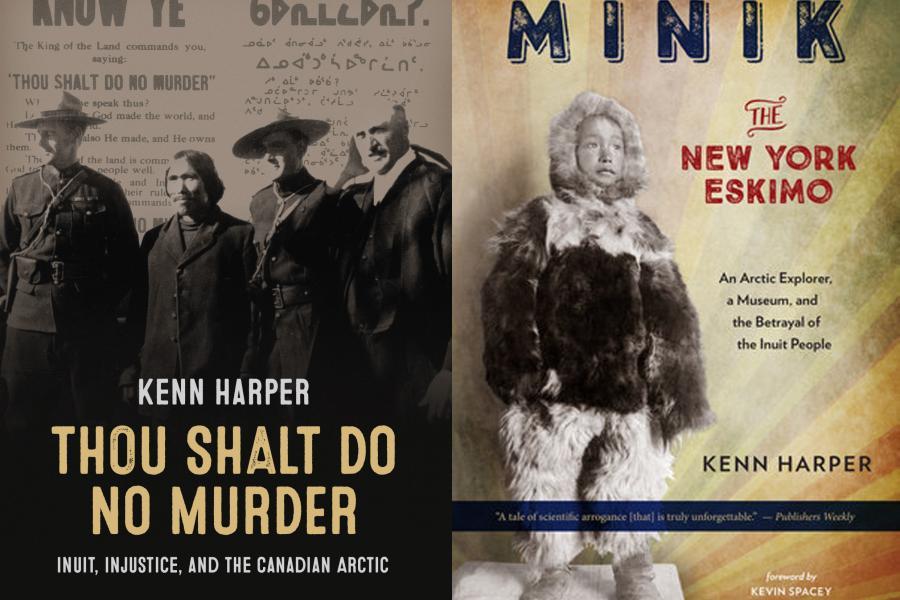 Thou Shalt do no Murder, Minik, The New York Eskimo, Kenn Harper