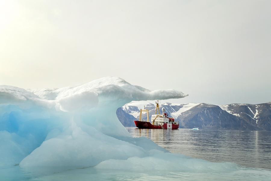 Canada, arctic, C3, expedition, northwest passage, icebreaker