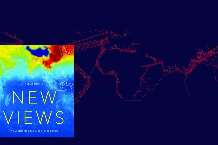 Cover of New Views by Alastair Bonnett