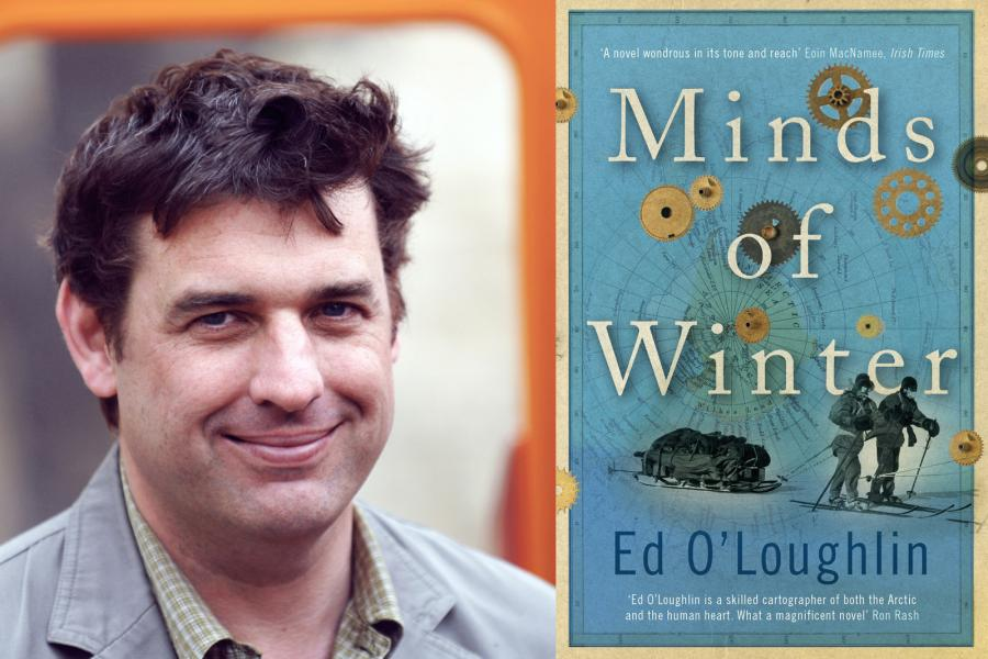 Ed O'Loughlin author photo Minds of Winter