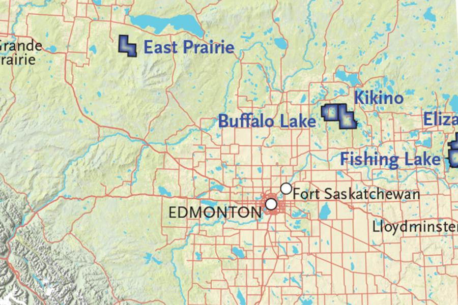 Métis, Indigenous, Alberta, West, settlement
