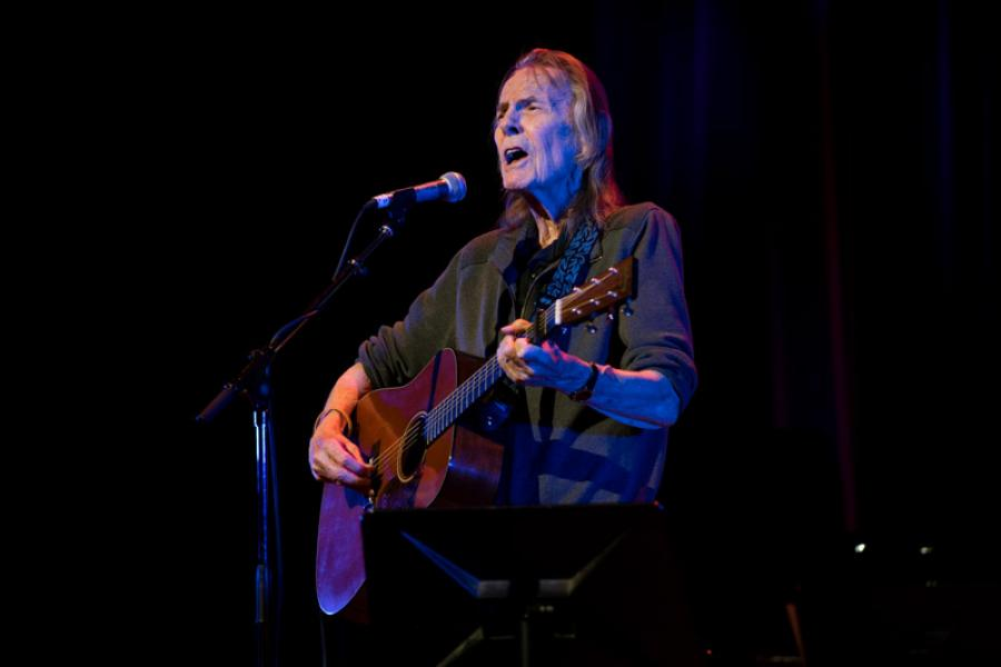Gordon Lightfoot at Glenn Gould Studio October 6 2017