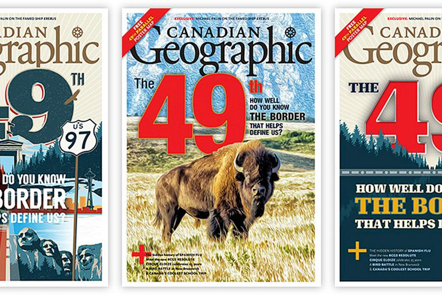 Canadian Geographic September/October 2018 issue