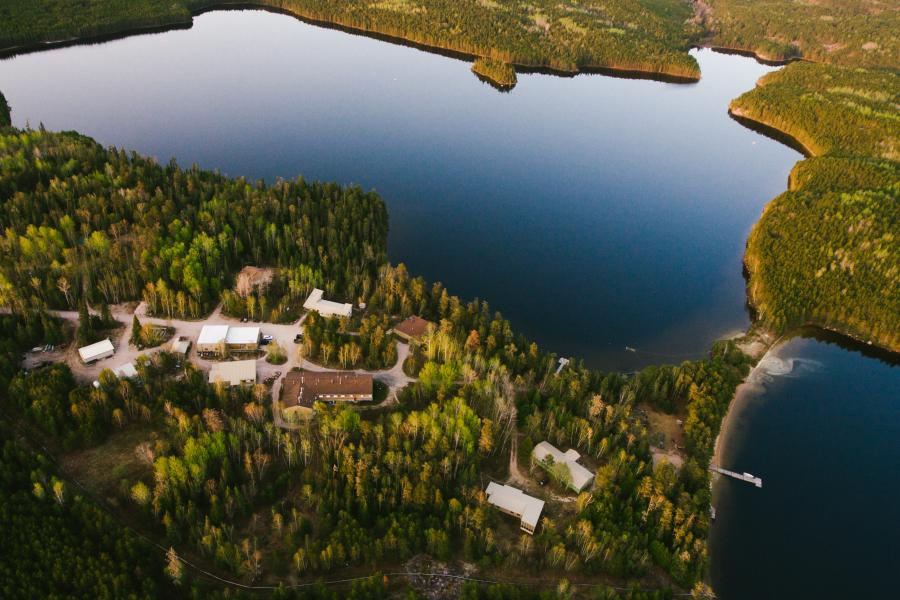The Experimental Lakes Area research facility is made of up 58 boreal lakes that sit on the Canadian shield. (Photo: IISD Experimental Lakes Area)