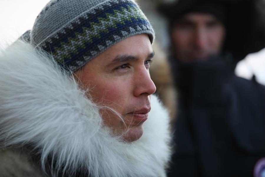 Natan Obed, president of Inuit Tapiriit Kanatami