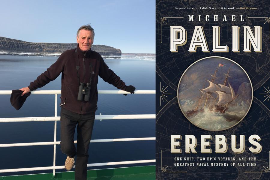 Michael Palin Erebus