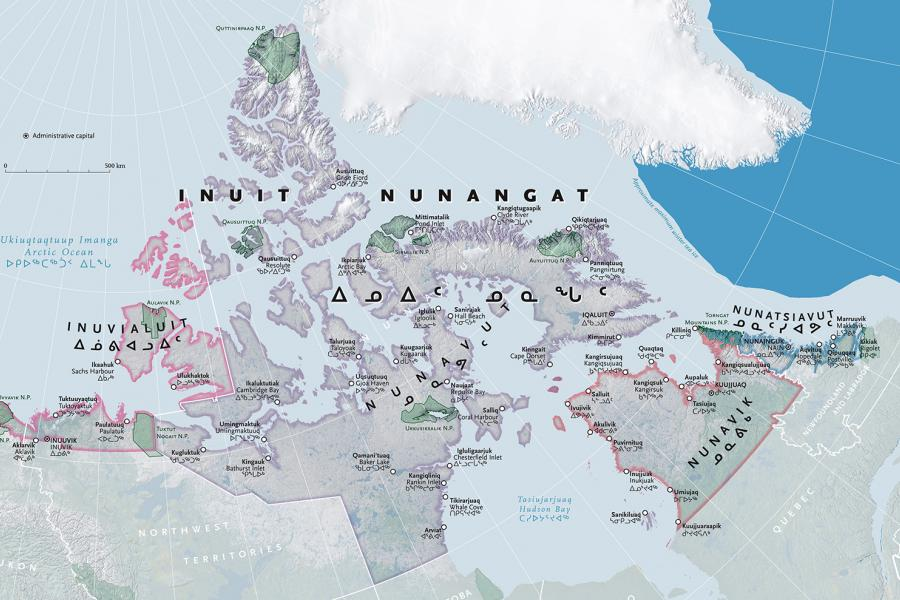 DFO, Coast Guard and Inuit Tapiriit Kanatami announce the creation of the new Arctic Region