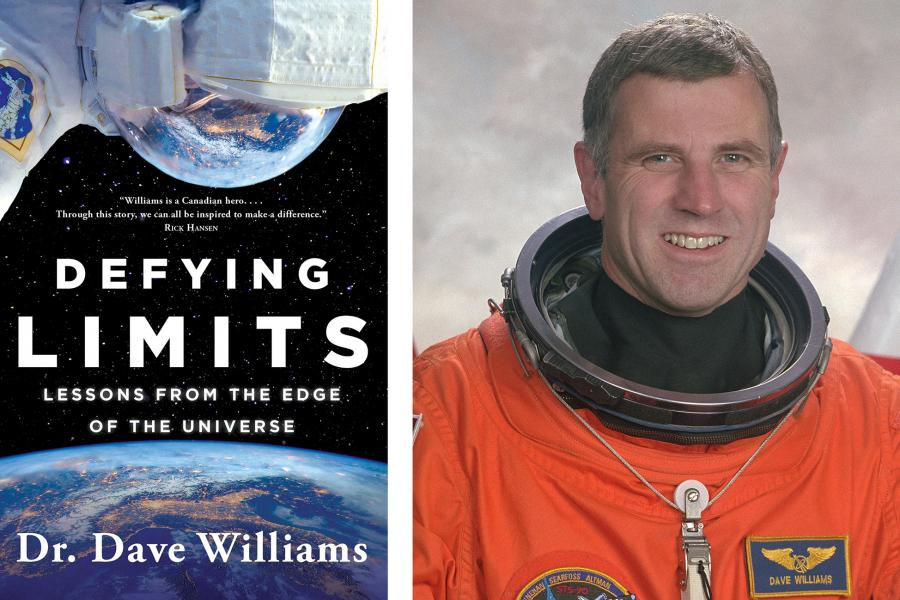 Defying Limits, by astronaut Dave Williams