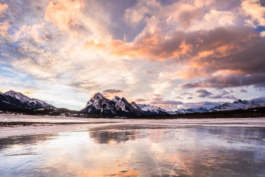 Ex Coelis mountain Alberta