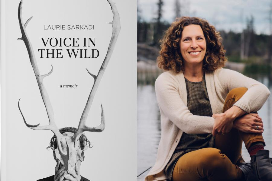 Laurie Sarkadi Voice in the Wild
