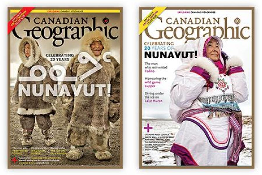 Canadian Geographic March/April 2019 issue