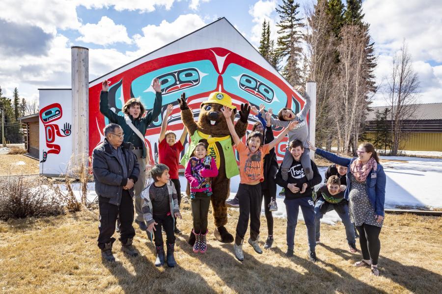 2019 winners of Canada's Coolest School Trip