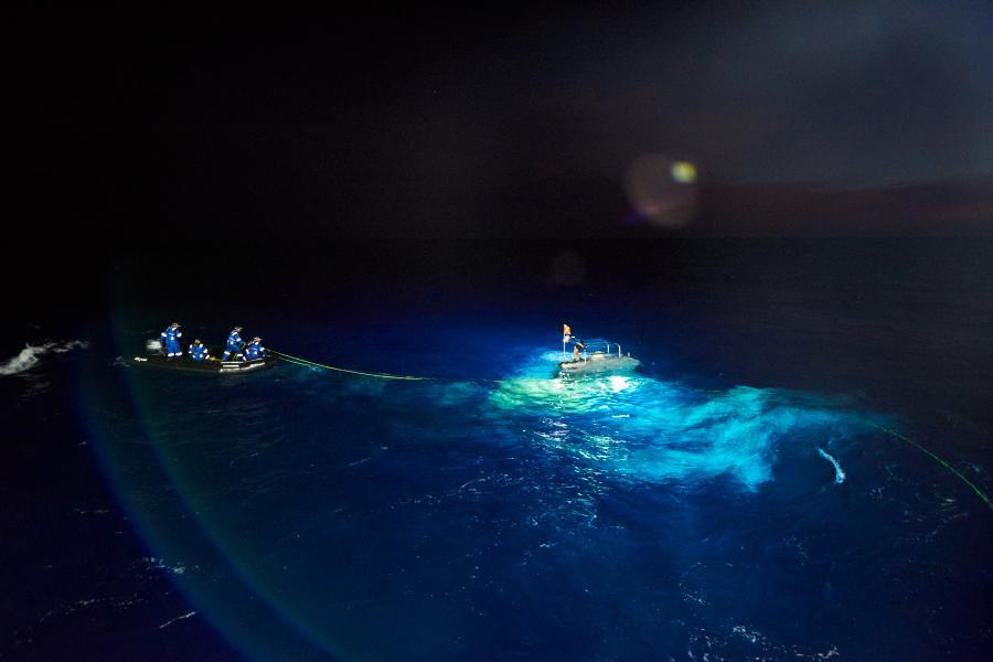 DSV Limiting Factor in Pacific Ocean, Five deeps