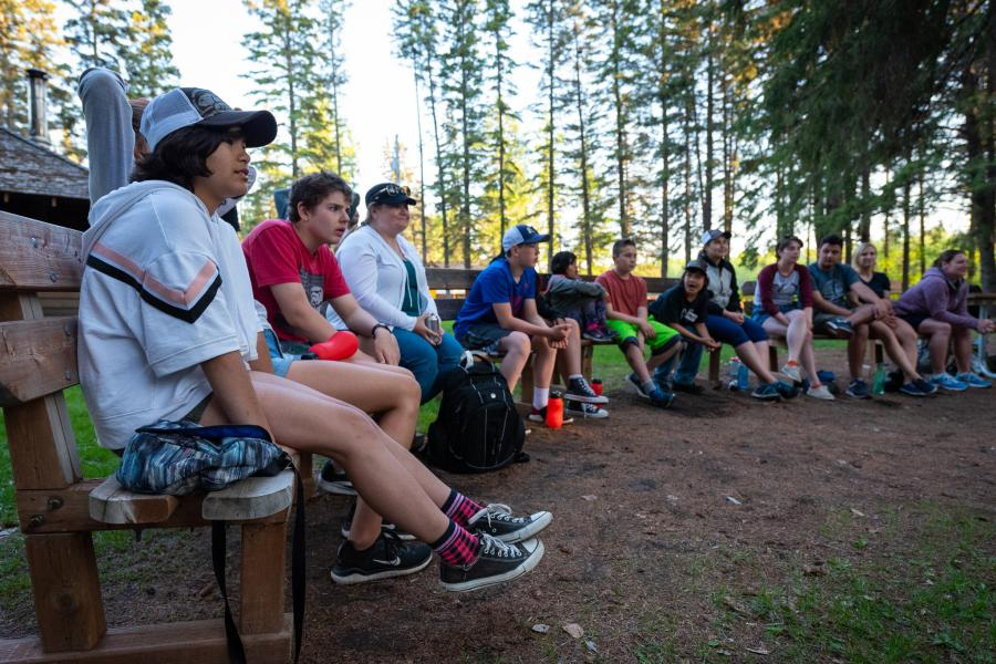 Canada's Coolest School Trip arrives in Riding Mountain National Park