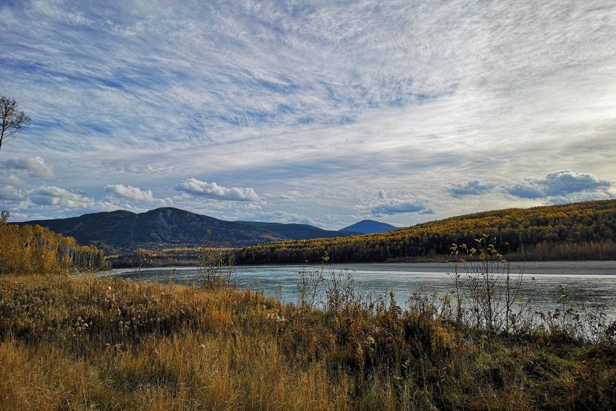 The Liard River
