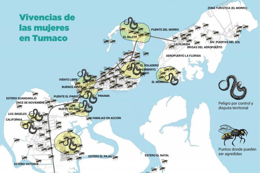 Infographic and Illustration: Fundación Ideas para la Paz (FIP)/Christian Benito Rebollo