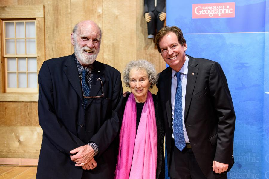 Remembering author and environmentalist Graeme Gibson