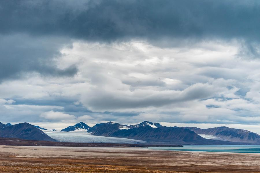 weather and climate in Svalbard