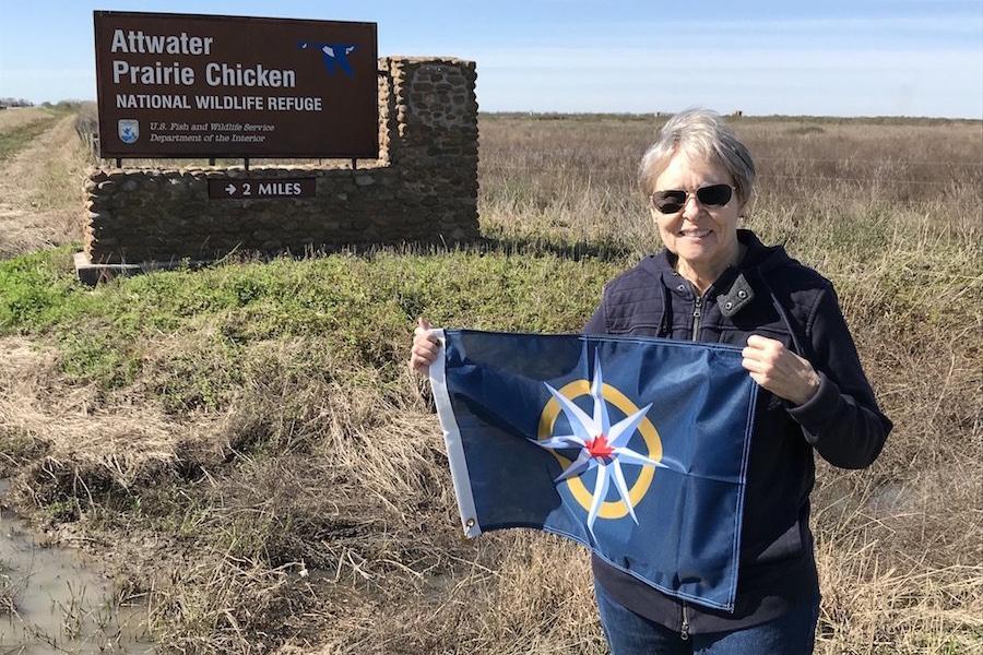 roberta bondar attwater prairie chicken wildlife refuge