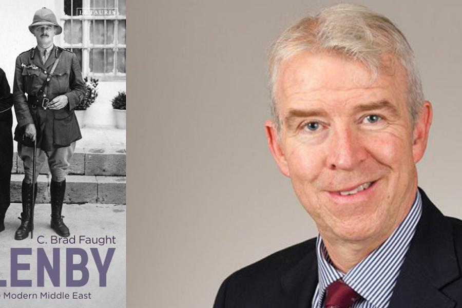 Allenby: Making of the Modern Middle East by C. Brad Faught