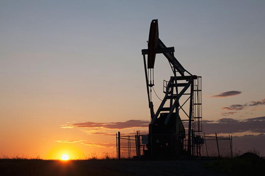 The pumpjack is an iconic symbol of oil in the West.