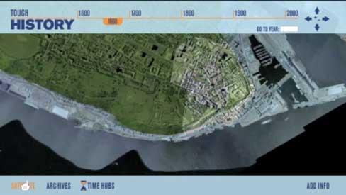 Interactive map of Quebec City will take public through history