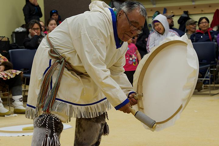 Gjoa Haven celebrated the Franklin find with a community gathering