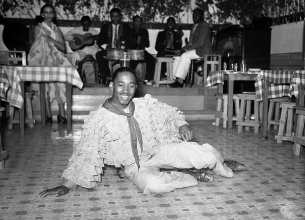 Nightclub Dancer in Havana, Cuba in 1948 (Photo: State Library and Archives of Florida/Wikimedia Commons)